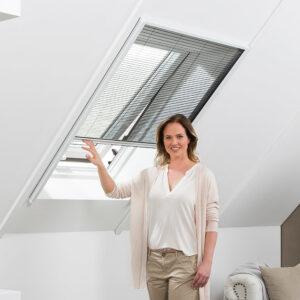 """Insektenschutz Dachfenster Plissee """"MASTER"""""""